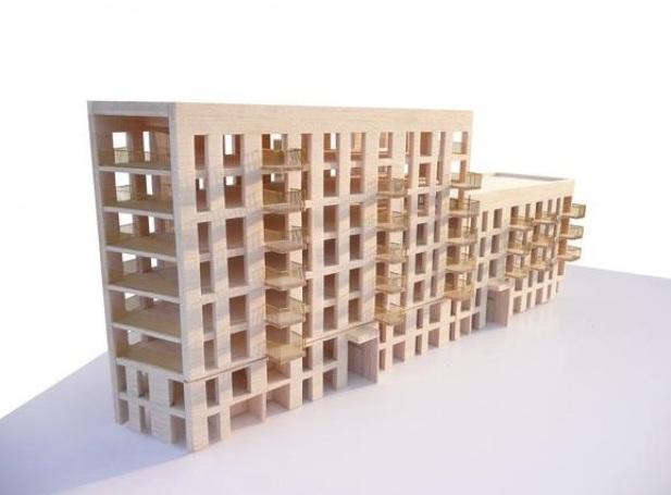 Многоэтажное деревянное строительство как бизнес